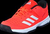 adidas Sport Performance - Court Stabil Jr Solar Red/Ftwr White/Core Blac