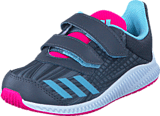 adidas Sport Performance - Fortarun Cf I Grey Five F17/Icey Blue F17/Gr