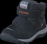 Viking - Rissa Black/Orange