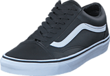 Vans - UA Old Skool (Classic Tumble) Black/White