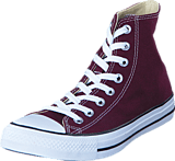 Converse - All Star Seasonal Hi Dark Sangria