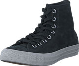 Converse - All Star High Street Hi Black/Black/Egret