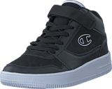 Champion - Rebound Canvas Mesh Black Beauty