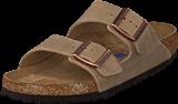 Birkenstock - Arizona Regular Soft Tabacco Brown