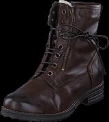Emma - 495-1066 Warm Lining Dark Brown