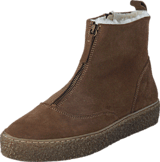 Emma - 495-2127 Suede Wool Lining Taupe