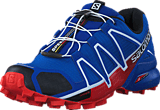 Salomon - Speedcross 4 Blue Yonder/Black/Lava Orange