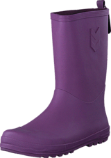 Hummel - Rubberboot Argyle Purple