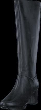 Clarks - Kelda Pearl Black Leather
