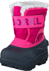 Sorel - Snow Commander Toddler 652 Tropic Pink, Deep Blush