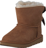 UGG - Mini Bailey Bow II Kids Chestnut