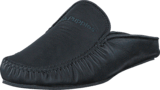 Hush Puppies - Slipper Nappa Negro