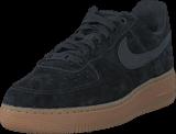 Nike - Wmns Air Force 1 '07 Se Black/Black Med Brown-Ivory
