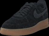 Nike - Air Force 1 Ultra Force Black-Black-Gum Brown