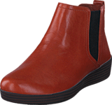 Fitflop - Superchelsea Boot Dark Tan