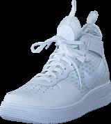 Nike - Air Force 1 Ultraforce Mid White/white-white