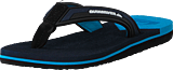 Quiksilver - Molokai New Wave Deluxe Youth Black/Blue/Blue