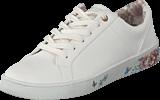 Duffy - 73-41685 Comfort Sock White