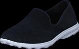 Duffy - 86-22376 Comfort Sock Navy Blue