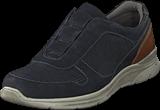 Senator - 451-5203 Comfort Sock Navy Blue