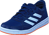 adidas Sport Performance - Altasport K Noble Indigo/Ftwr White/Orange