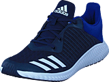 adidas Sport Performance - Fortarun K Collegiate Navy/Ftwr Wht/Royal
