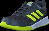 adidas Sport Performance - Altarun K GreyFive/SolarYellow/CoreBlack