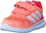 adidas Sport Performance - Altarun Cf I Chalk Coral/White/Real Coral