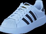 adidas Originals - Superstar Bold W Ftwr White/Core Black/Gold Met
