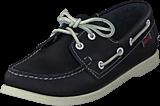 Sebago - Docksides Blue Nite Leather