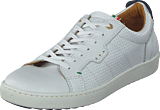 Pantofola d'Oro - Canaverse Uomo Low Bright White