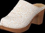 Calou - Lisa Soft White Embossed