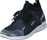 Boss Green - Hugo Boss - Extreme_runn_knit Dark Blue