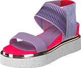 United Nude - Rico Sandal Lavender/neon Pink