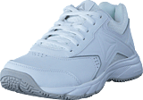 Reebok - Work N Cushion 3.0 White/Steel