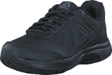 Reebok - Walk Ultra 6 DMX Max Black/Alloy