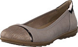 Jana - Ballerina Light Grey