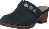 Jana - Clogs Black