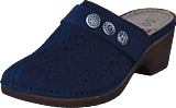 Jana - Clogs Navy