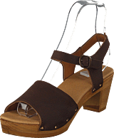 Sanita Clogs - Sinja Ant.brown