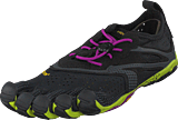 Vibram Fivefingers - V-Run Black/Yellow/Purple