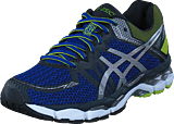 Asics - Gel-luminus 3 Limonges/silver/Green
