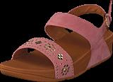 Fitflop - Lulu Aztec SDL Dusky Pink