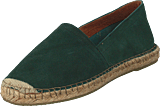 Pieces - Pskatie Suede Espadrille Green Gables