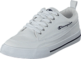 Champion - Low Cut Shoe Smu Crew White