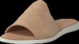 Bianco - Suede Slipper Sand