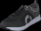 Footi - Highgate Black/silver