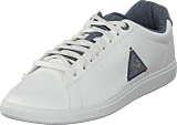 Le Coq Sportif - Courtcraft Optical White/dress Blue