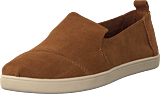 Toms - Deconstructed Alpargata Toffee Suede