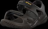 Crocs - Swiftwater River Sandal M Espresso/black
